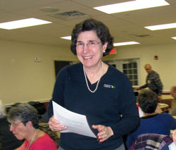 Kathleen Groll Connolly, speaker on landscape planning, garden design and horticulture