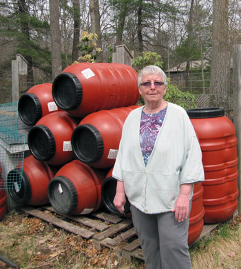 Beverly O'Keefe, Rhode Island Water Lady