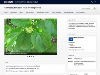 Connecticut Invasive Plant Working Group