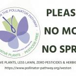 Pollinator Pathway of Weston, CT