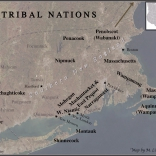 Tribal nations of southern New England