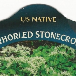 US Native Plant tag