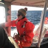 Suzie Flores of Stonington Kelp Company